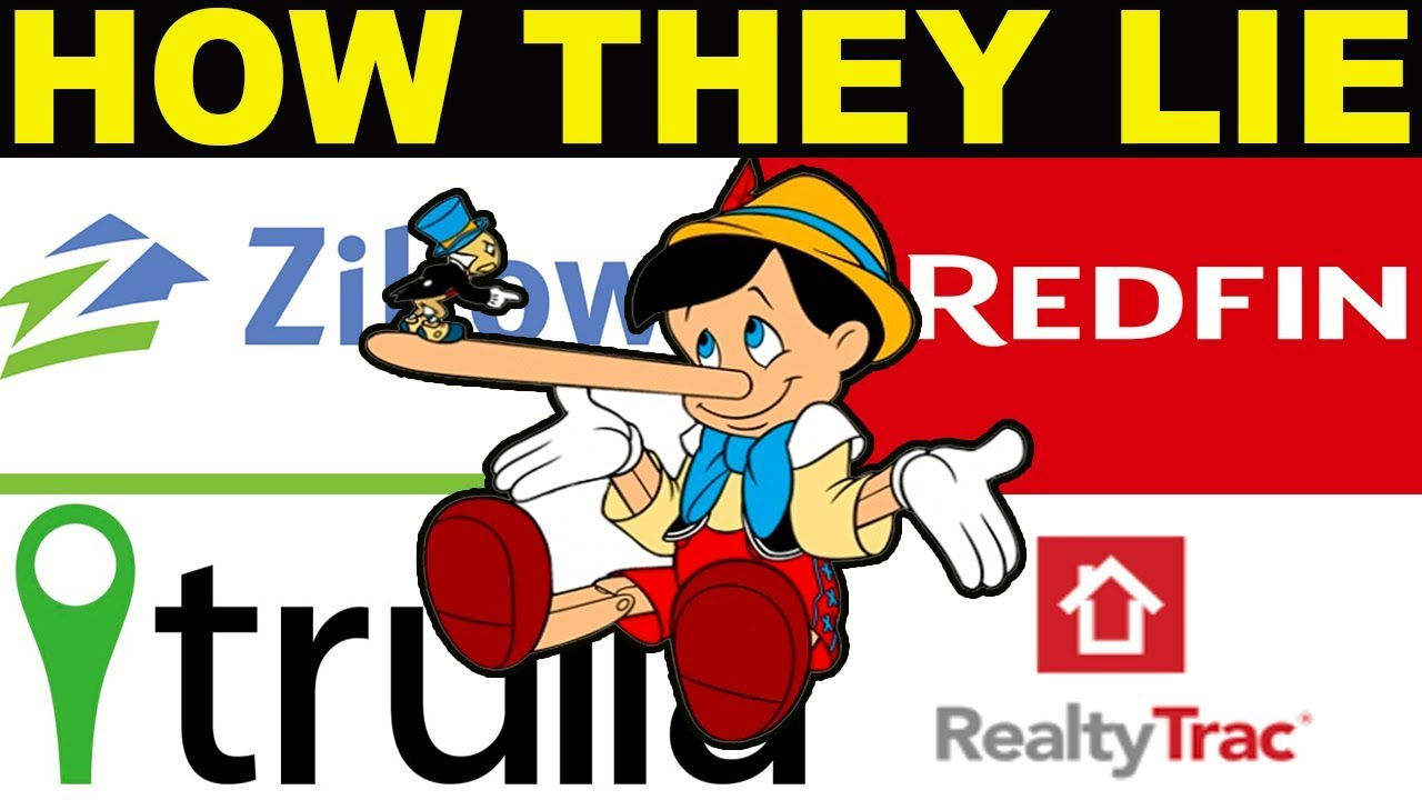 These Real Estate Websites are lying to you…