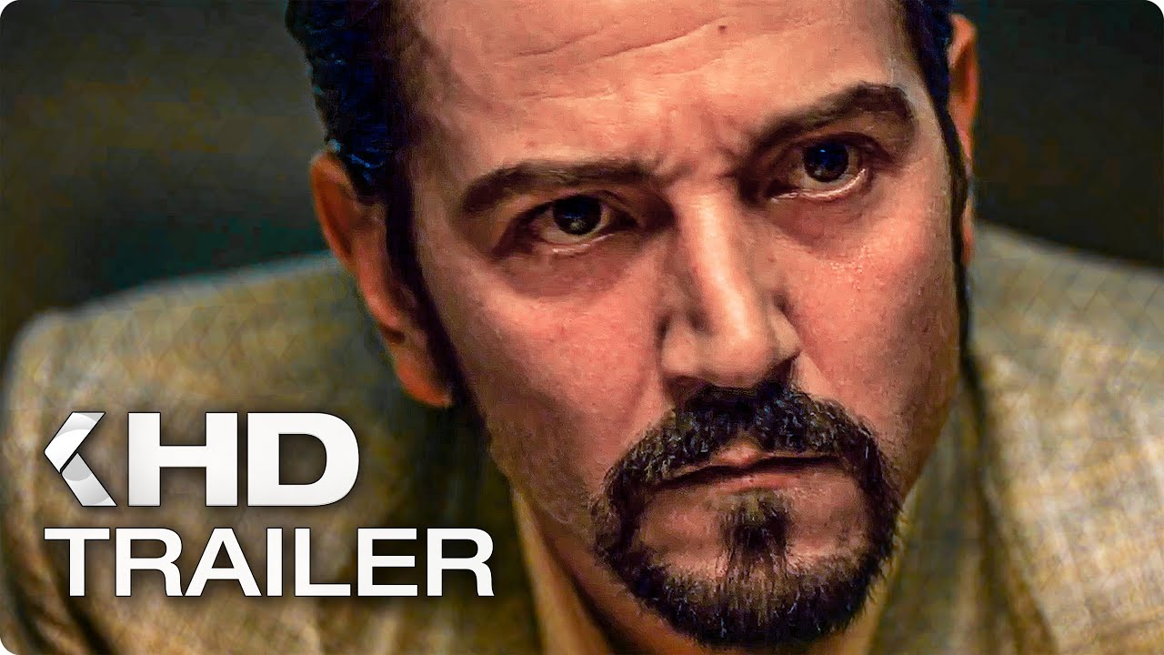 NARCOS: MEXICO Trailer (2018) Netflix