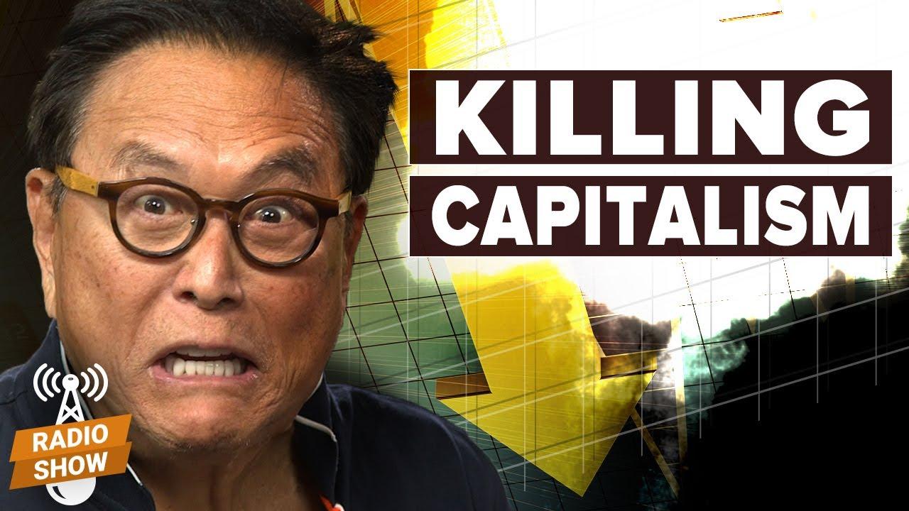 The U.S. is Suffering from Economic Martial Law –  David Stockman, Robert Kiyosaki, Kim Kiyosaki