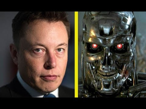 Elon Musk warns us: Could we all lose our jobs…to Robots?