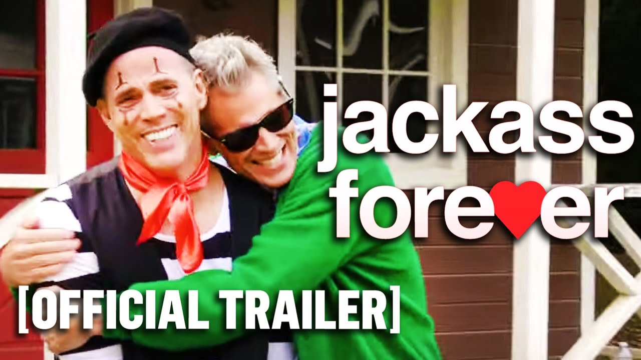 """Jackass Forever"" Official Trailer"