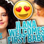 Ilana Glazer Welcomes First Baby With Husband David Rooklin | E! News