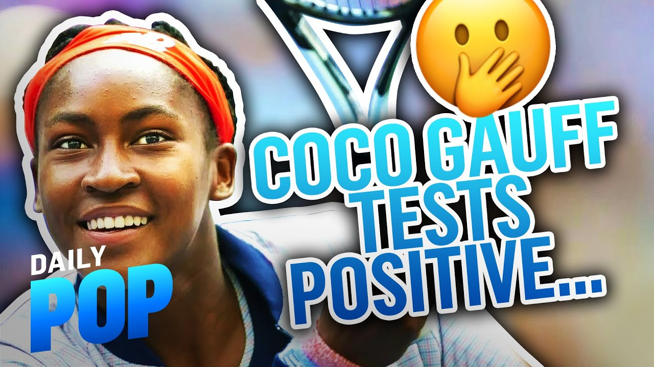 Coco Gauff Tests Positive for COVID & Pulls Out of Tokyo Olympics | Daily Pop | E! News