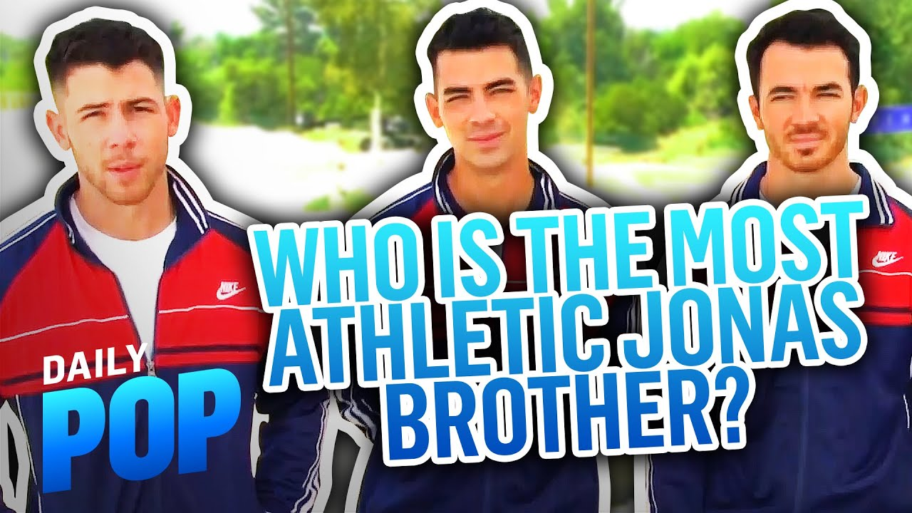 Jonas Brothers Go for Gold in NBC's Olympics Special | Daily Pop | E! News