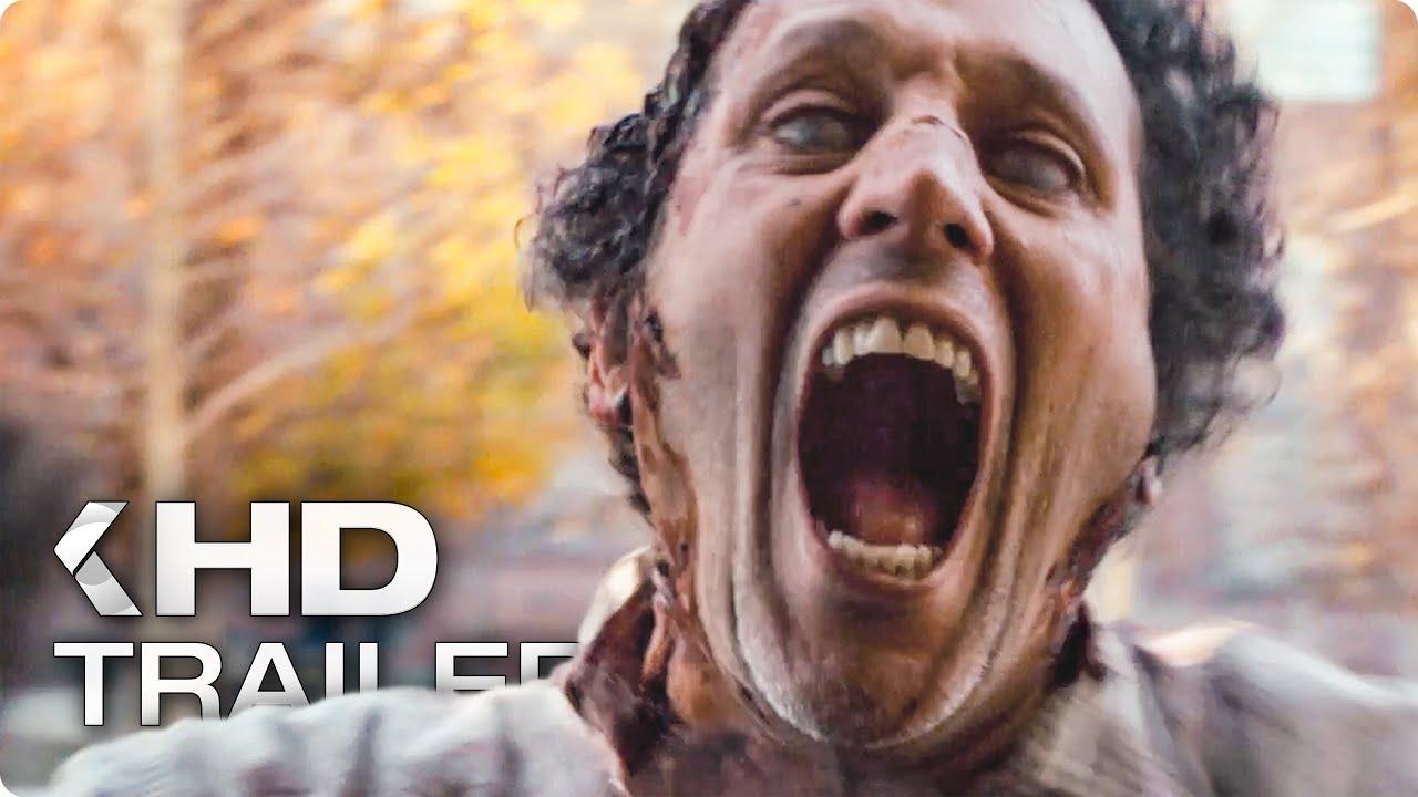 THE NIGHT EATS THE WORLD Trailer (2018)