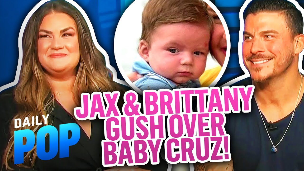Jax Taylor & Brittany Cartwright Gush Over 3-Month-Old Son Cruz | Daily Pop | E! News