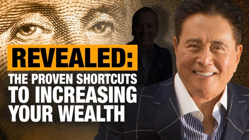 Robert Kiyosaki's $750 Million Dollar Man Reveals His Secrets