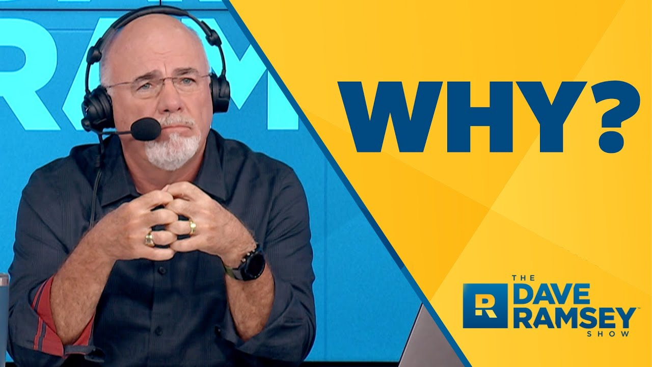 WHY is the Media NOT Talking About This?! – Dave Ramsey Rant