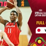 Japan v Canada   Full Game - FIBA U19 Basketball World Cup 2021