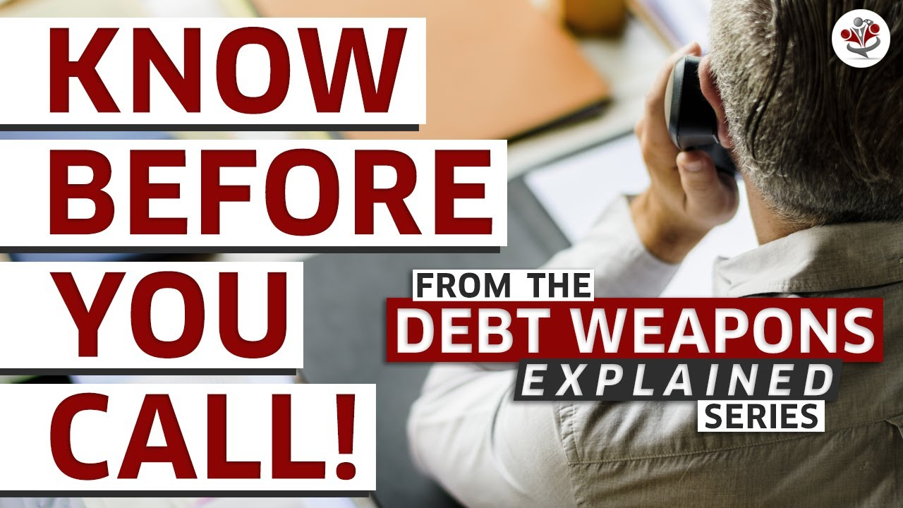 10 QUESTIONS TO ASK ON DEBT WEAPON DISCOVERY CALLS