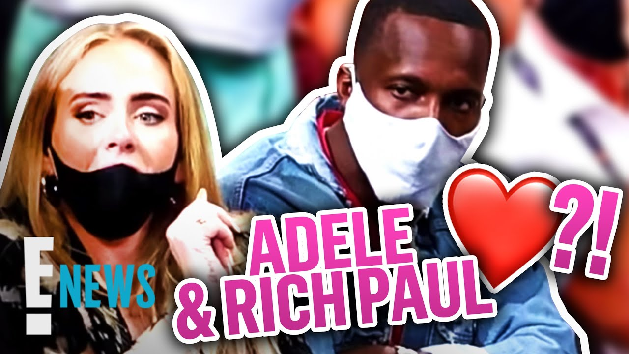 Adele Looks Cozy With LeBron James' Agent Rich Paul | E! News