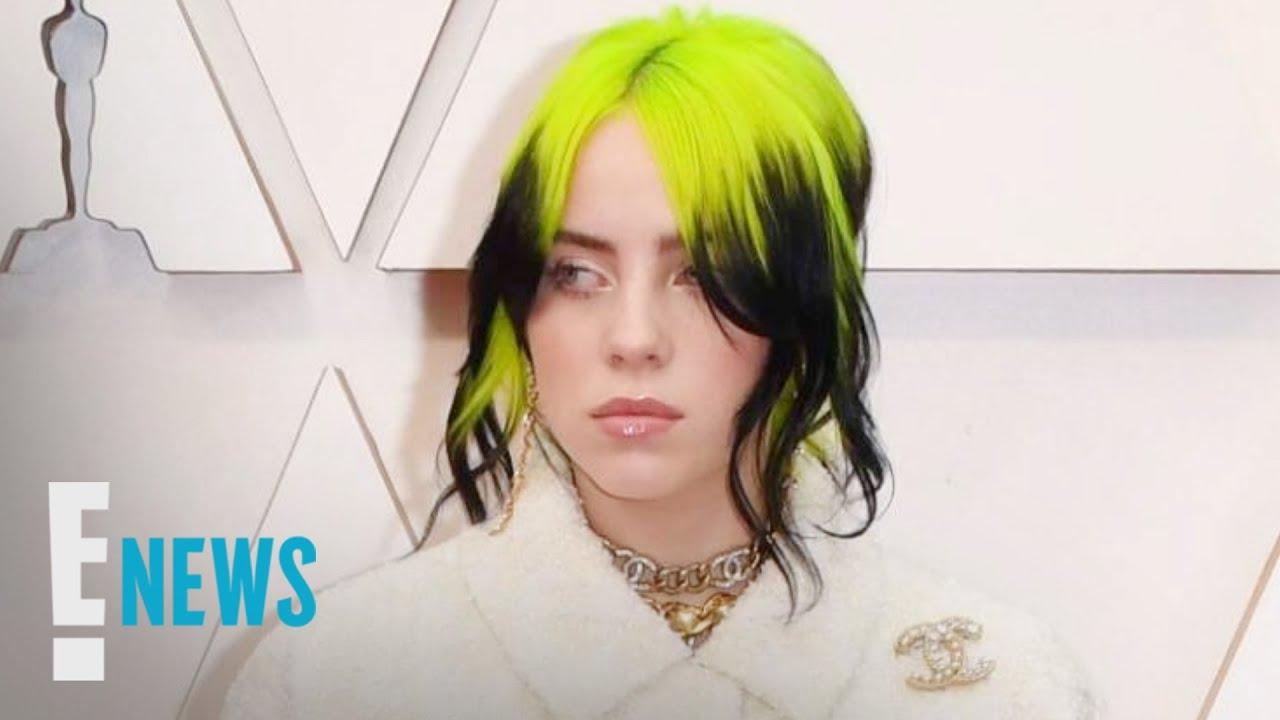 "Billie Eilish Admits She's ""Ashamed"" of Her Past Comments   E! News"