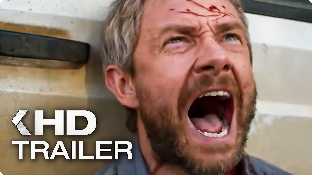 CARGO Trailer (2018) Netflix