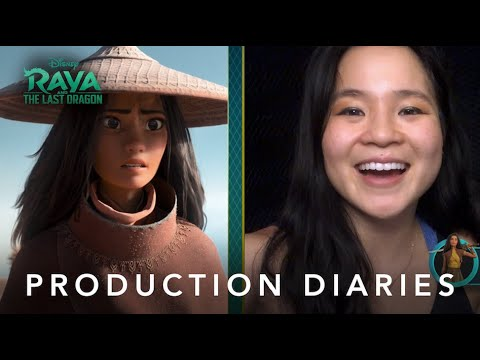 Raya and the Last Dragon   Production Diaries