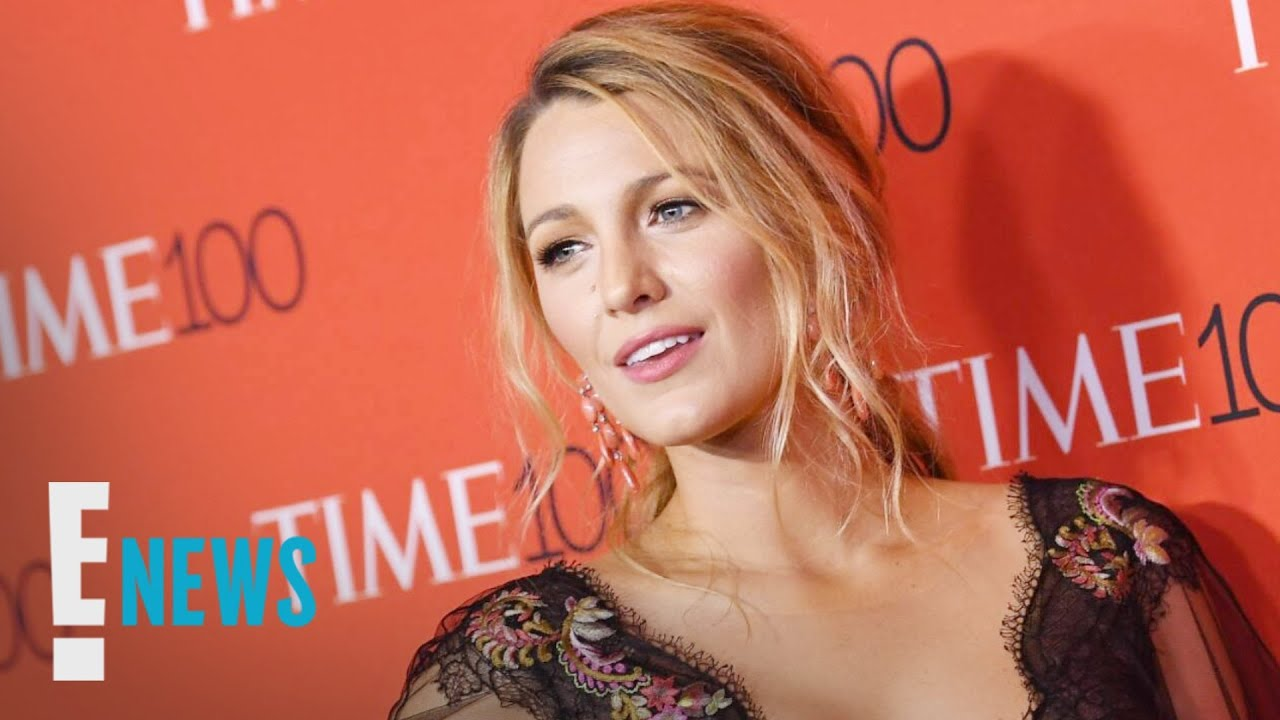 Blake Lively Accuses Paparazzi of Stalking Her Kids | E! News