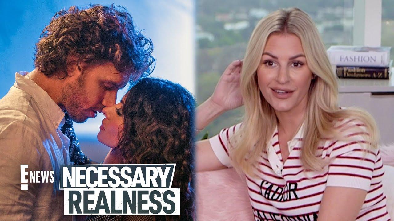 "Necessary Realness: Morgan Stewart Talks ""Sex/Life"" & Celeb Couples | E! News"