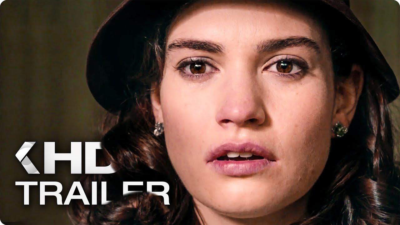 THE GUERNSEY LITERARY Trailer (2018)
