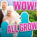 Gwen Stefani's Sons Are Grown in Wedding Pic With Blake Shelton | E! News