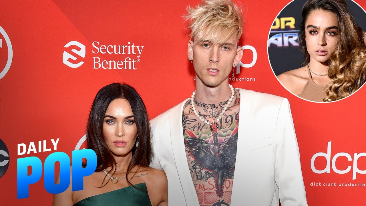 Machine Gun Kelly Accused of Cheating on Ex With Megan Fox   Daily Pop   E! News