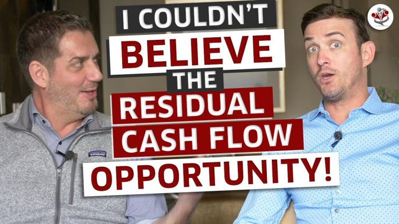 Surprising Residual Income From This Real Estate Side Hustle!!