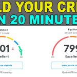 The BEST way to begin building your Credit Score for FREE (For Beginners)