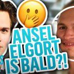 Ansel Elgort Resurfaces on Social Media With a Bald Head | E! News