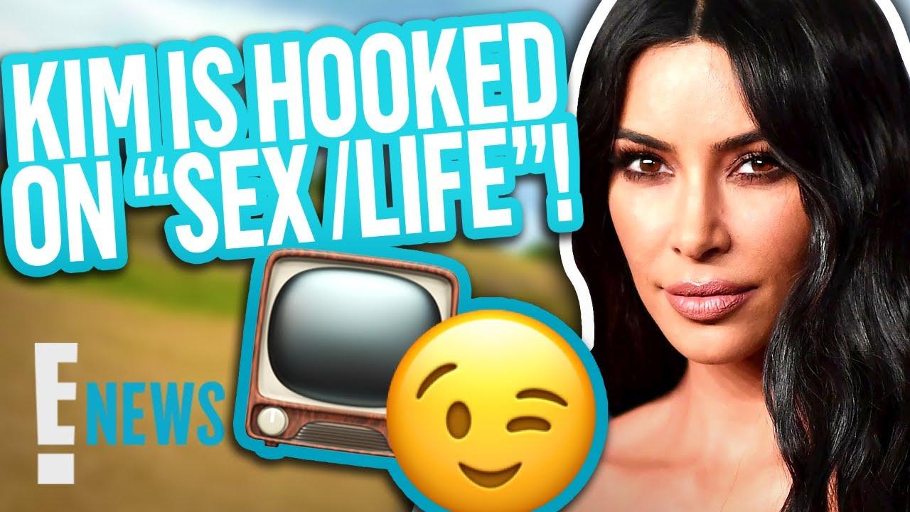 "Why ""Sex/Life"" Is Kim Kardashian's New Favorite Show   E! News"