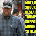 Matt Damon SHOCKED After Research For Trump Supporter Movie Role & Visiting Oil Rig Worker