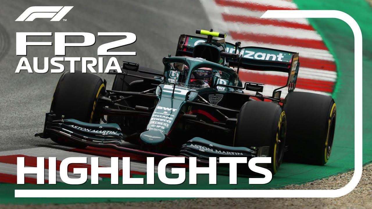 FP2 Highlights | 2021 Austrian Grand Prix