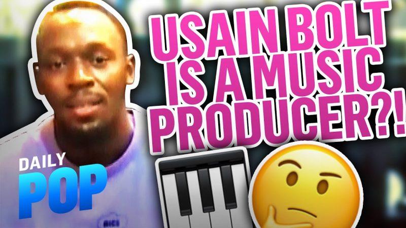 Usain Bolt Talks Olympic Advice, Babies & New Music | Daily Pop | E! News