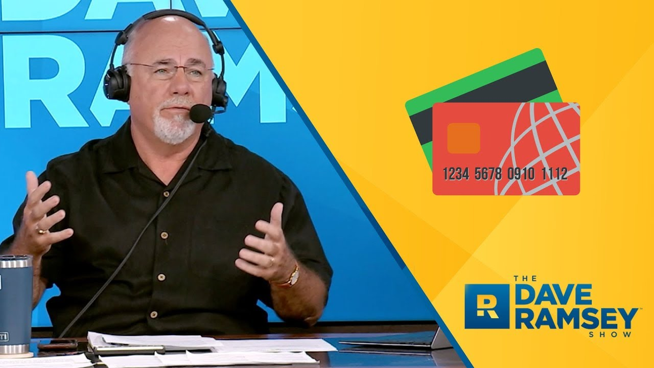What Your Credit Cards Are Actually Costing You – Dave Ramsey Rant