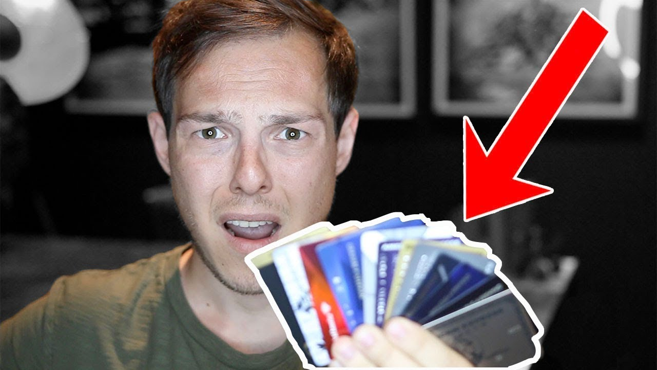 Why I have 11 Credit Cards…