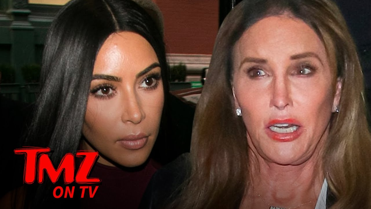 Kim Kardashian Disturbed by Caitlyn Jenner's Prison Reform Tweets   TMZ TV