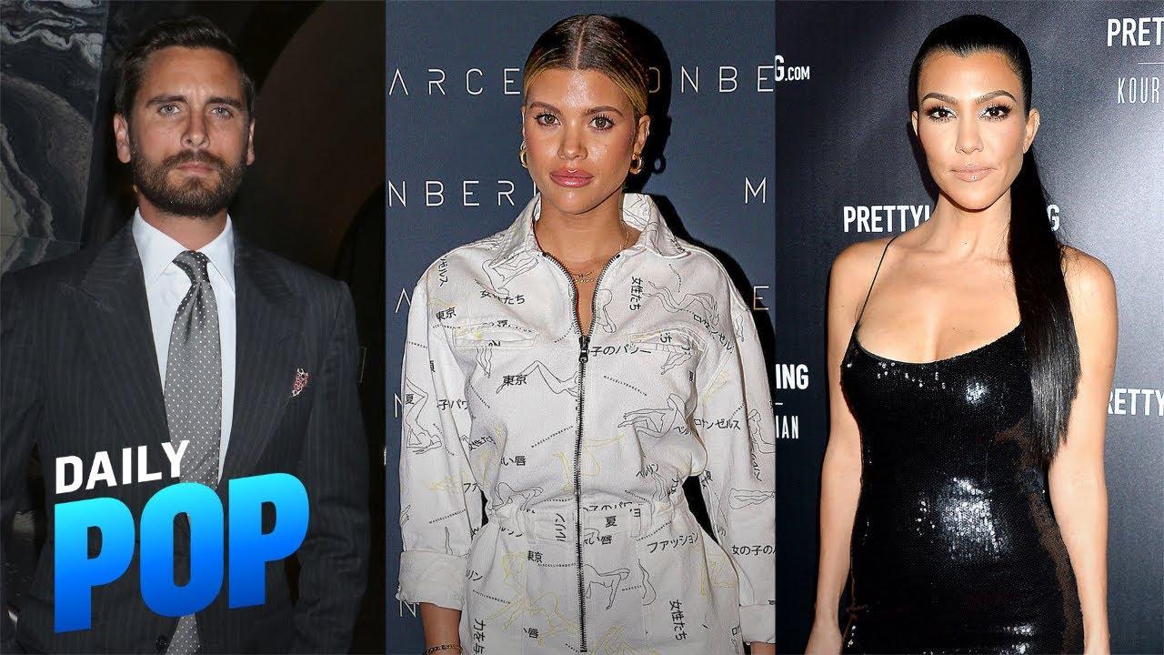 Scott Disick Says Sofia Richie's Relationship Ultimatum Caused Split | Daily Pop | E! News