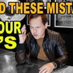 The 5 Biggest Mistakes People Make In Their 20's (And How To Avoid Them!)