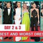 Cannes Film Festival 2021 | DAY 2 & DAY 3 || BEST AND WORST DRESSED RANKING || MATT DAMON , CANDICE