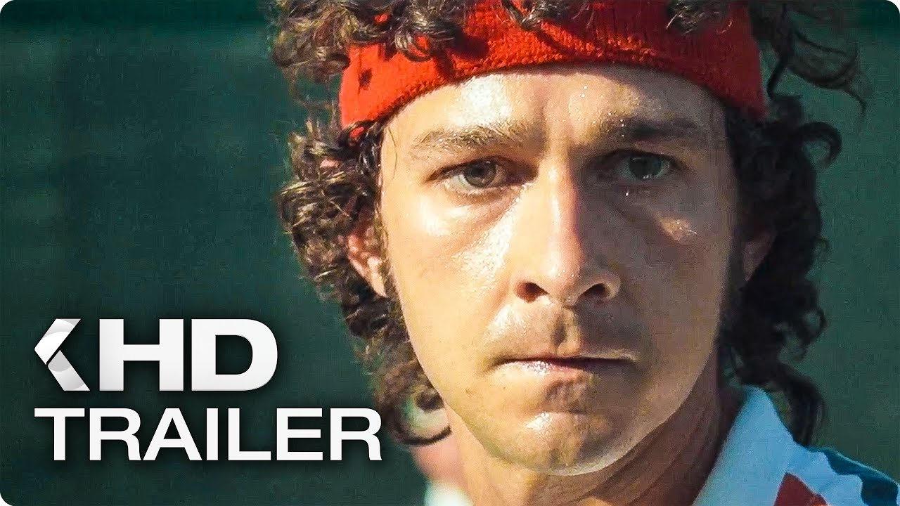BORG VS. MCENROE Trailer (2017)
