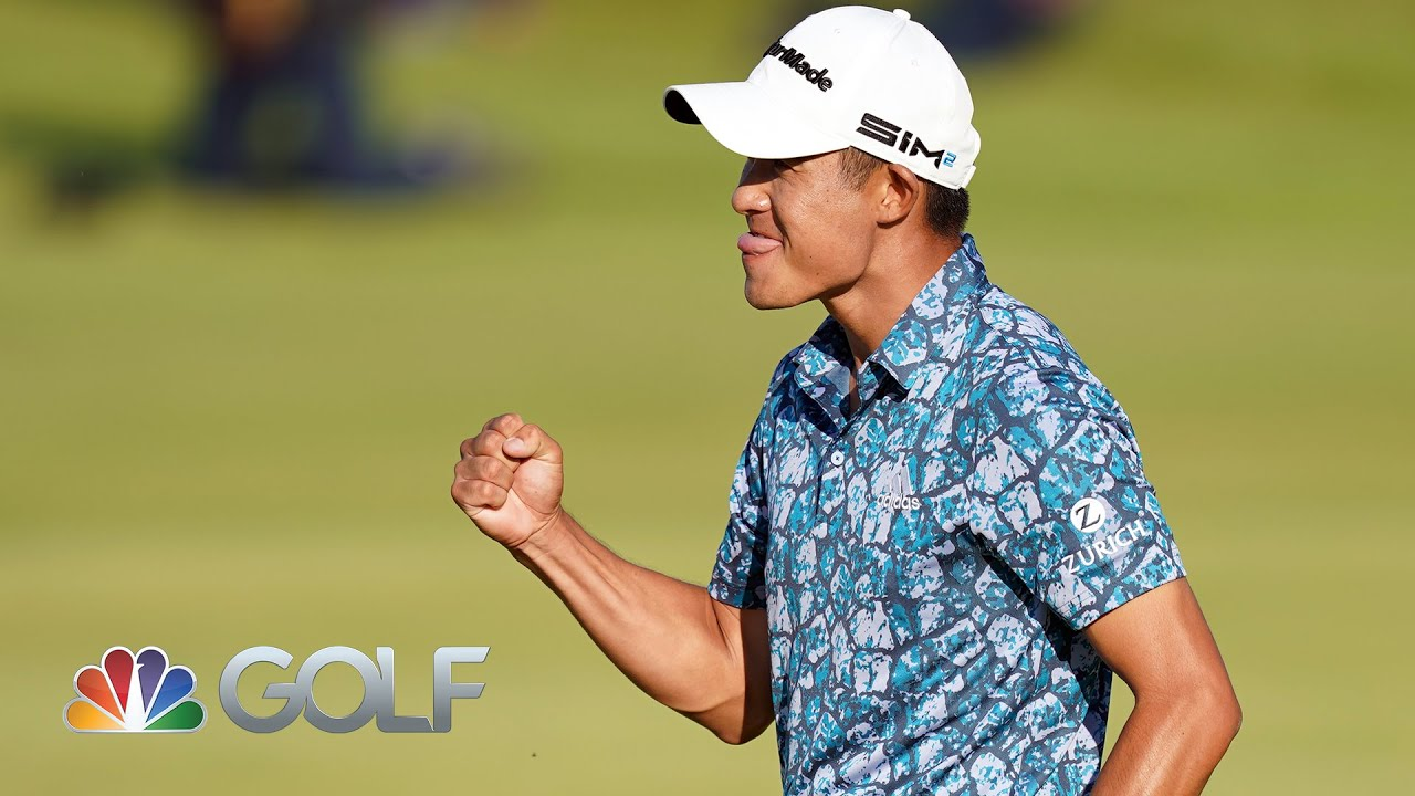 Highlights: Collin Morikawa wins 149th Open Championship   Live From The Open   Golf Channel