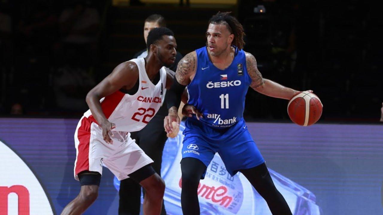 Canada vs Czech Republic – Full Game Highlights   SemiFinal   FIBA Olympic Qualifying Turnament 2020