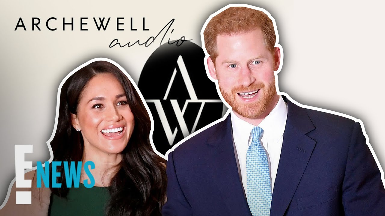Prince Harry and Meghan Markle's Upcoming 2021 Projects   E! News