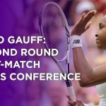 Coco Gauff Second Round Press Conference | Wimbledon 2021