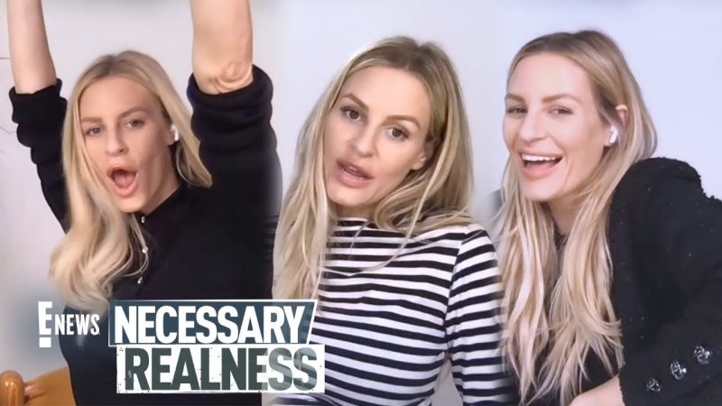 Necessary Realness: Bloopers, Blunders and 2020 | E! News
