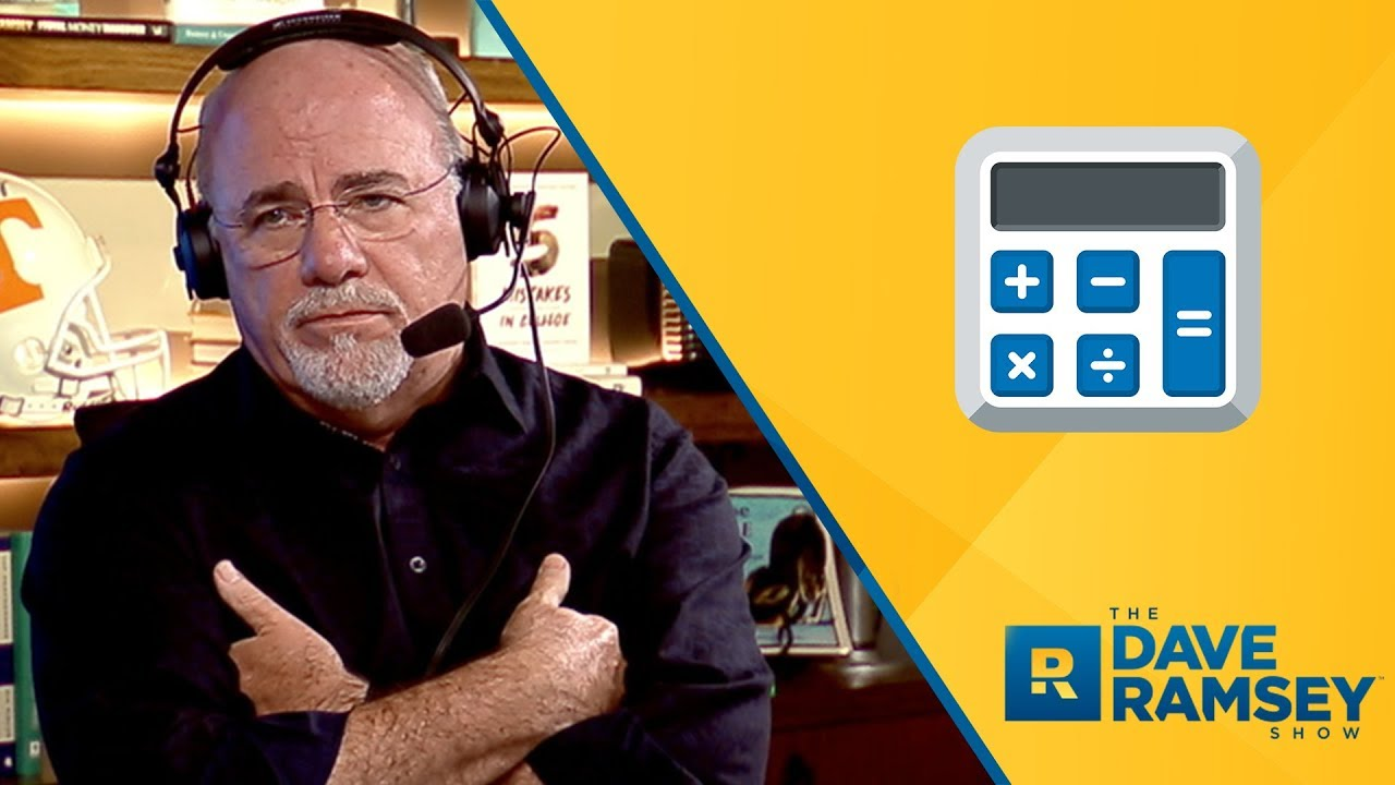 You Can Find Hope In The Numbers – Dave Ramsey Rant