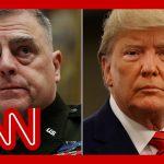 Bernstein: Top US general compared Trump to 'Hitlerian fascism'