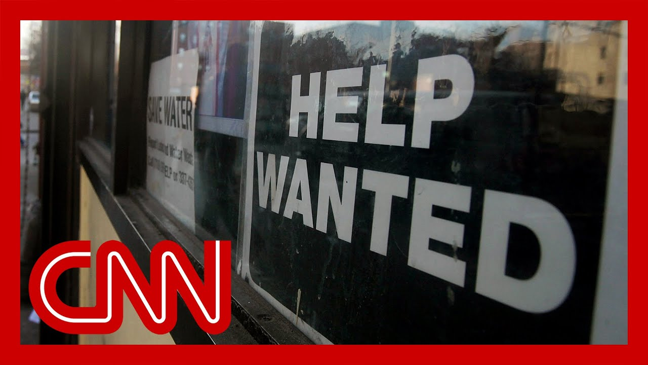 Economist explains why there are so many job openings