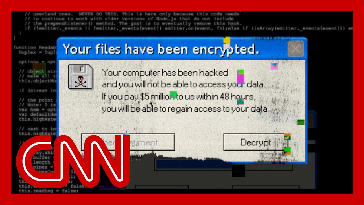 Ransomware attacks, explained