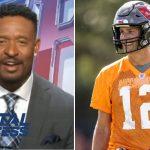 Tom Brady - NFL Total Access   Willie McGinest: Tom Brady is Last QB to win back-to-back Super Bowls?