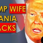 Trump Wife Melania ATTACKS HIM for putting her LIFE at RISK