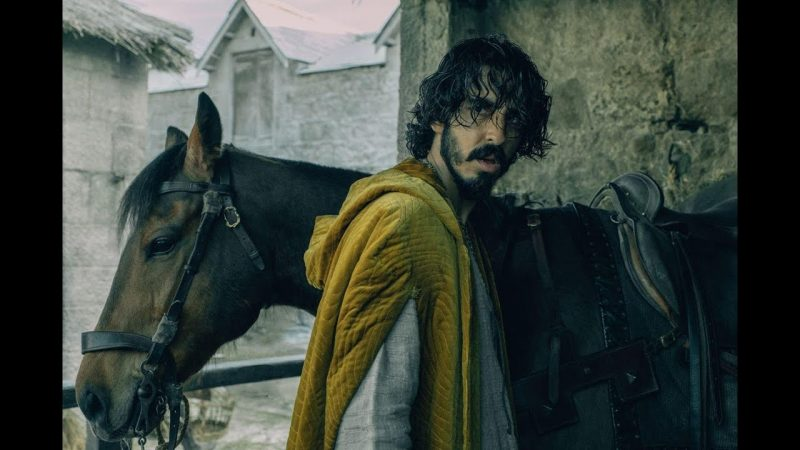 The Green Knight – Review 'The Green Knight' Always Triumphs