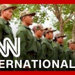 Rare look at the rebels fighting against Myanmar's military